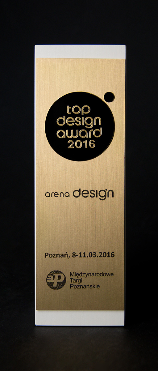 Top Design 2016 Award